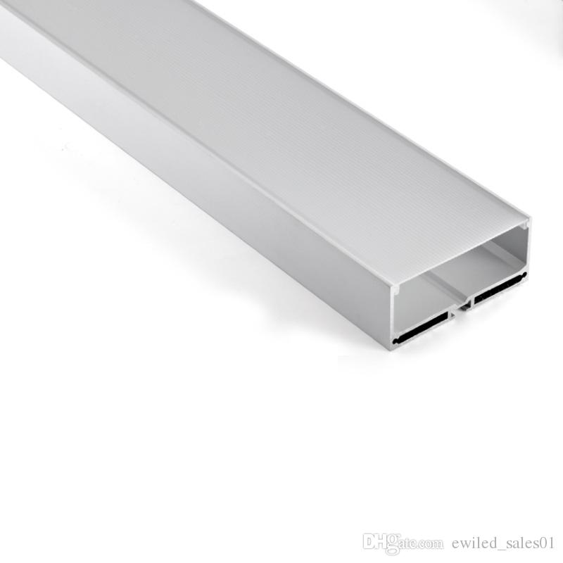 10 X 1M sets/lot Factory price led aluminum profile and Anodized U channel  led for ceiling or pendant or wall lights