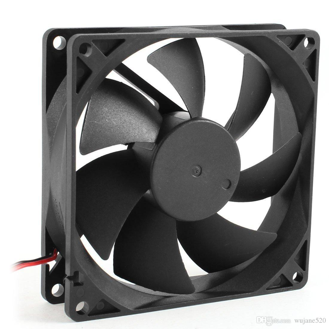DC 6015 12V/24V CPU Cooling Fan PC Cooler for Laptop Computer 7 ...