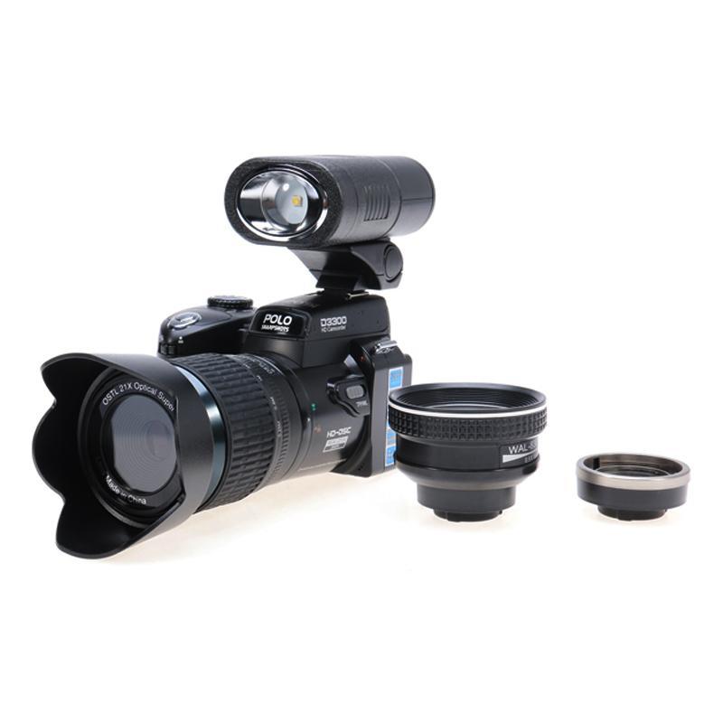 acb03a5c60a8 Wholesale-D3300 Digital Camera 16 Mega Pixels 16X Digital Zoom 21X ...