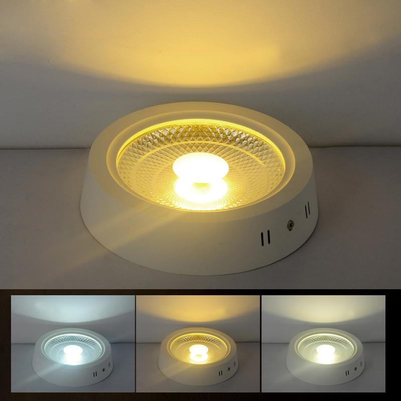 Wholesale New Led Downlight Cob Spot 10w 15w 25w 30w Changeable ...