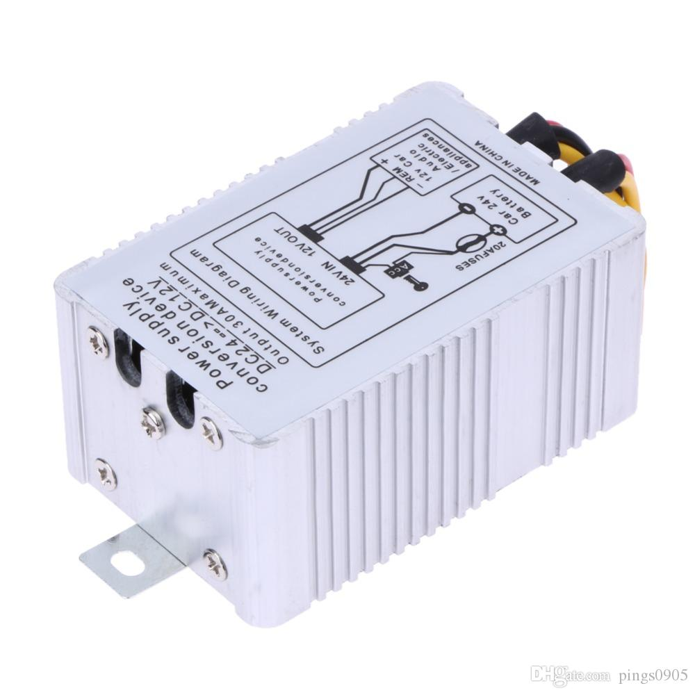 12v Car Adapter Diagram Electrical Wiring Diagrams 3 Volts Using Lt1074ct 24v To Dc Power Supply Inverter Converter Conversion