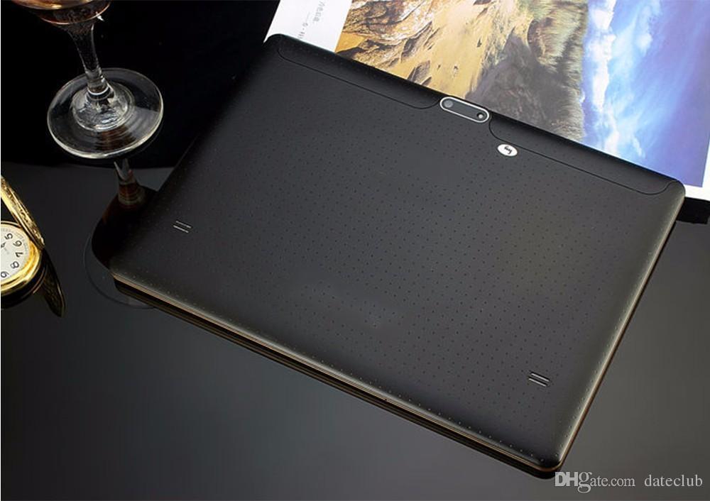 جديد 10.1 بوصة الثماني CoreTablets الكمبيوتر 3G الهاتف الدعوة 4GB 32GB كاميرا مزدوجة 5.0MP IPS GPS Wifi android tablet