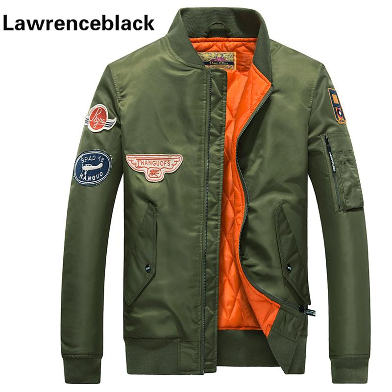 Wholesale Flight Jacket Pilot Air Force Men Bomber Jackets Zipper ...