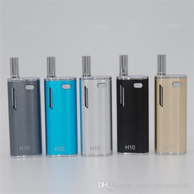 Hibron H10 Oil BUD Starter Kit Cartridges With Upgraded CE3 Atomizer 650mah Box Mod Vape Pen Magnetic Vaporizer