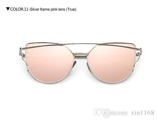 New fashion trendy goggles South Korea ultra-light sunglasses cool trendy dazzling sunglasses Europe and the United States tide