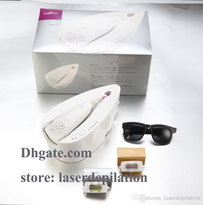 Le plus récent équipement de beauté mini rajeunissement de la peau épilation sios eosika luminic