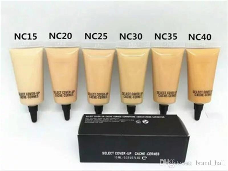 M Марка макияж жидкая основа НЦ 10мл жидкий фундамент доставка DHL
