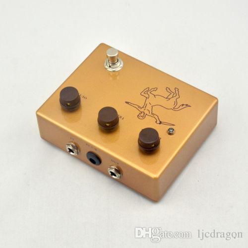 Klon Centaur Gold Horsie Professional Overdrive OD Pedal FX Pedal Stomp Box