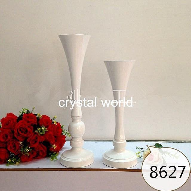 11 soporte de flores mental para centros de mesa de la boda flor soporte de la boda sostenedor de la flor centro de la boda