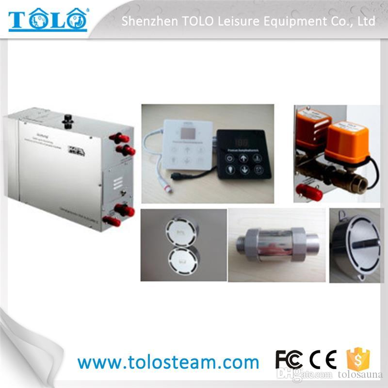 6kw Bath Room Steam Generator, Tolo Steamtec Sauna Generator ...