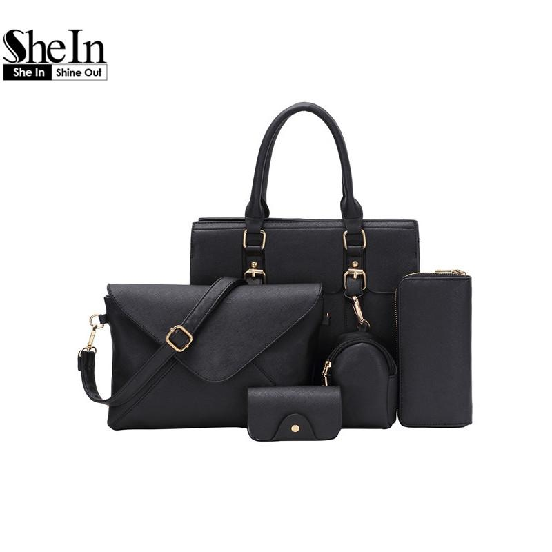 f4d0a51a1d8e Wholesale-SheIn Bags Handbags Women Famous Brands Ladies Fashion ...