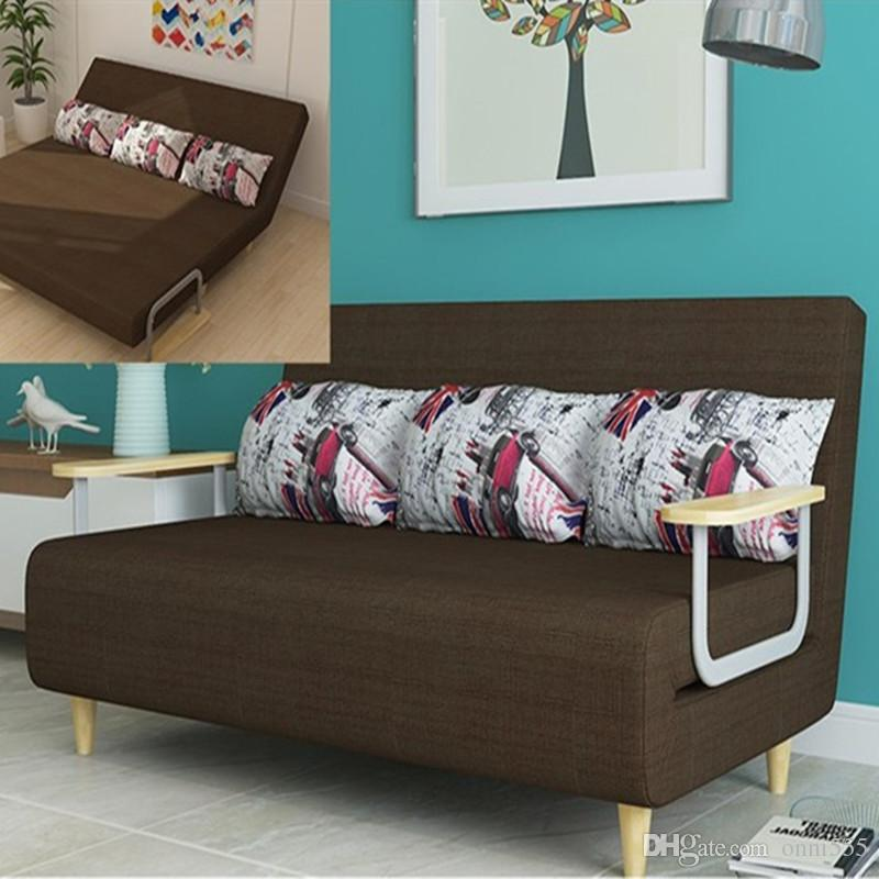 affordable chinese furniture modern design futon sofa cum bed with rubber frame armrest and feet adjusting backrest f01d3 197 80cm sofa bed sofa sleeper     affordable chinese furniture modern design futon sofa cum bed with      rh   dhgate