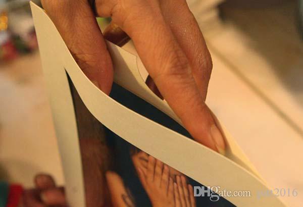 Yeni Gelmesi 10 kutuları resimler için 6 inç kağıt çerçeveleri Vintage frame fotoğraf DIY bebek fotoğraf çerçevesi düğün fotoğraf çerçevesi duvar