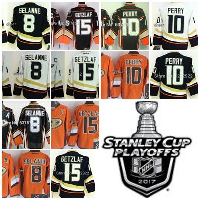 2017 Stanley Cup Playoffs Patch Women s Youth Anaheim Ducks Perry ... ed7b5a0aa