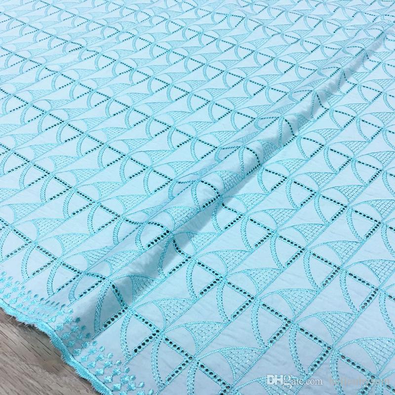 Sıcak Satış Afrika Lehçe Pamuk Vual dantel, 2072 Ücretsiz Kargo 5 metre / paket, 100% pamuk Afrika Düğün Erkekler Dantel Elbise