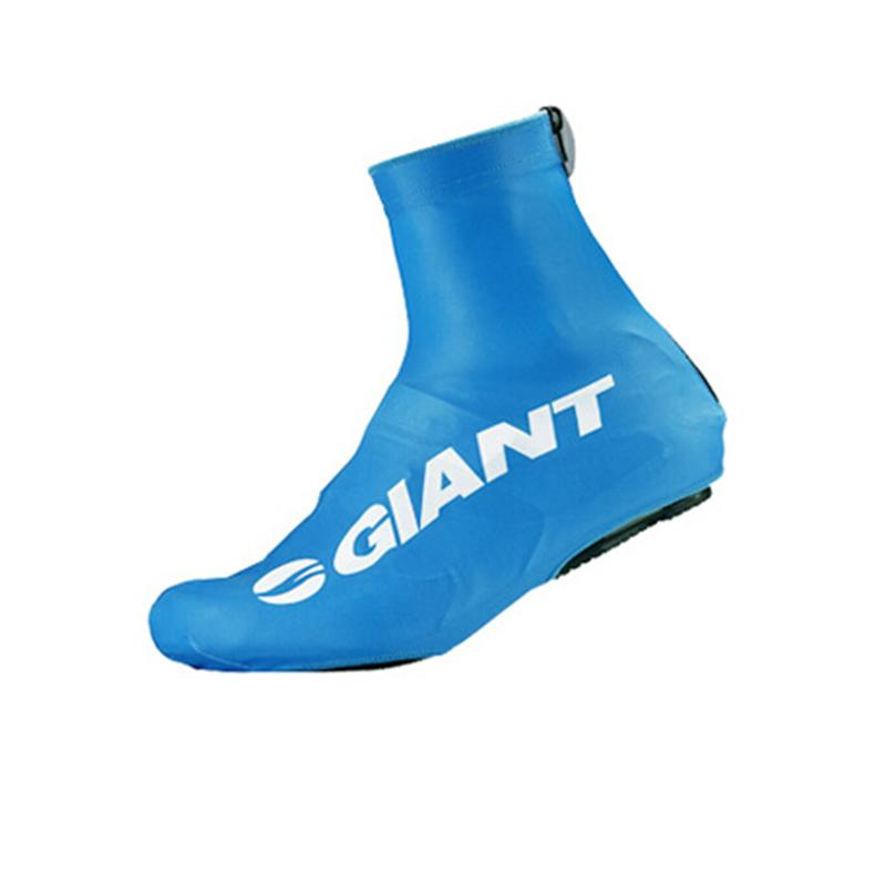2017 Pro equipo gigante Ciclismo Ciclismo Zapato Sport Cover / Mountian Bike Shoe Cover / Racing Road Bicycle Cycle Shoe Cover para hombre / mujer