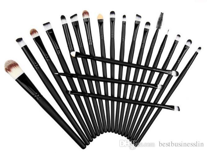 Augenbrauen Pinsel Set Kunstfaser Pinsel Werkzeuge Make-Up Pinsel Kit Augenbrauen Pinsel Frauen Kosmetik Werkzeug Zubehör Augenbrauen Enhancer