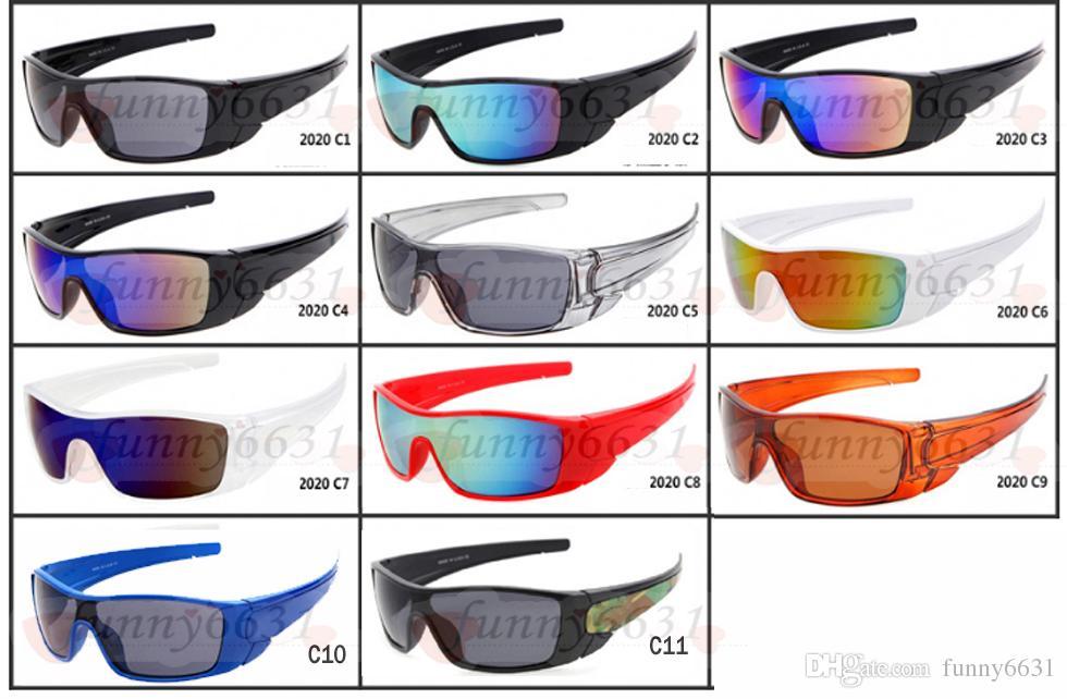 chaude nouvelle été sports de camouflage lunettes de soleil lunettes de protection femmes mode extérieure camo lunettes de cyclisme 10 couleurs livraison gratuite