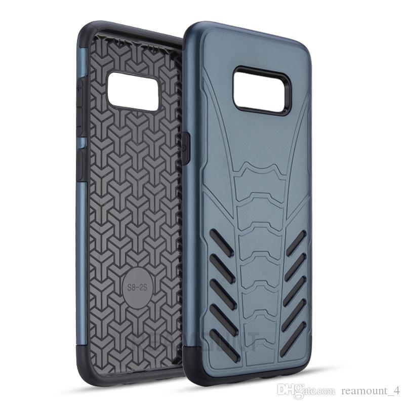 Großhandel für samsung j710 j510 telefon case hybrid pc tpu silikon schutzhülle hard case für samsung s4 s5 s6 s6 rand