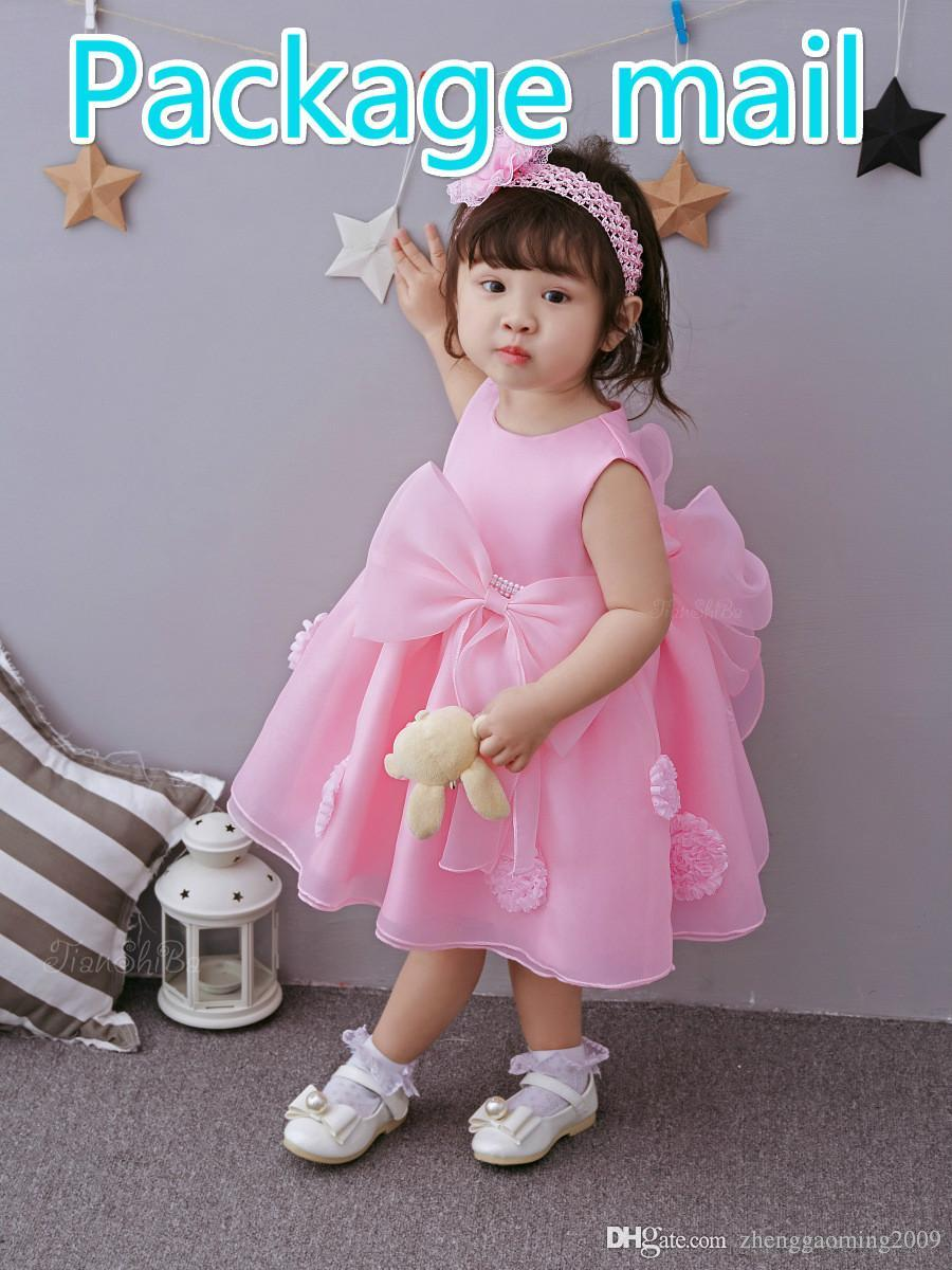 The New Spring And Summer 2017 Baby Dress Baby One Full Year Of Life ...