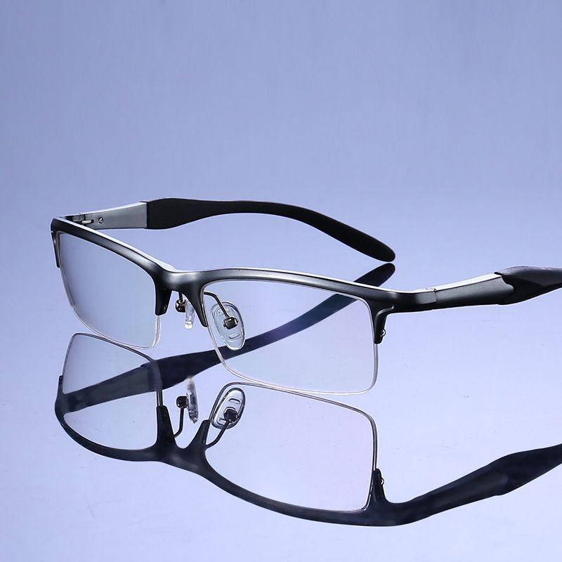 Aluminum Magnesium Alloy High Quality Half Frame Square Newest ...