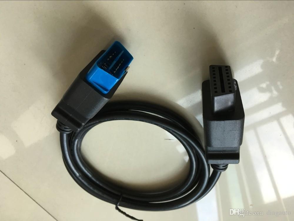 Cavo diagnostico e connettore OBDII OBD 2 16 pin OBD2 16 pin maschio-femmina di alta qualità