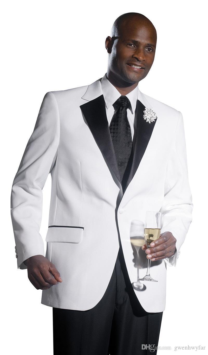 العرف زر واحد العريس البدلات الرسمية الشق التلبيب رفقاء العريس أفضل رجل رجل حفلات الزفاف حفلة موسيقية عشاء الدعاوى التجارية سترة + بنطلون