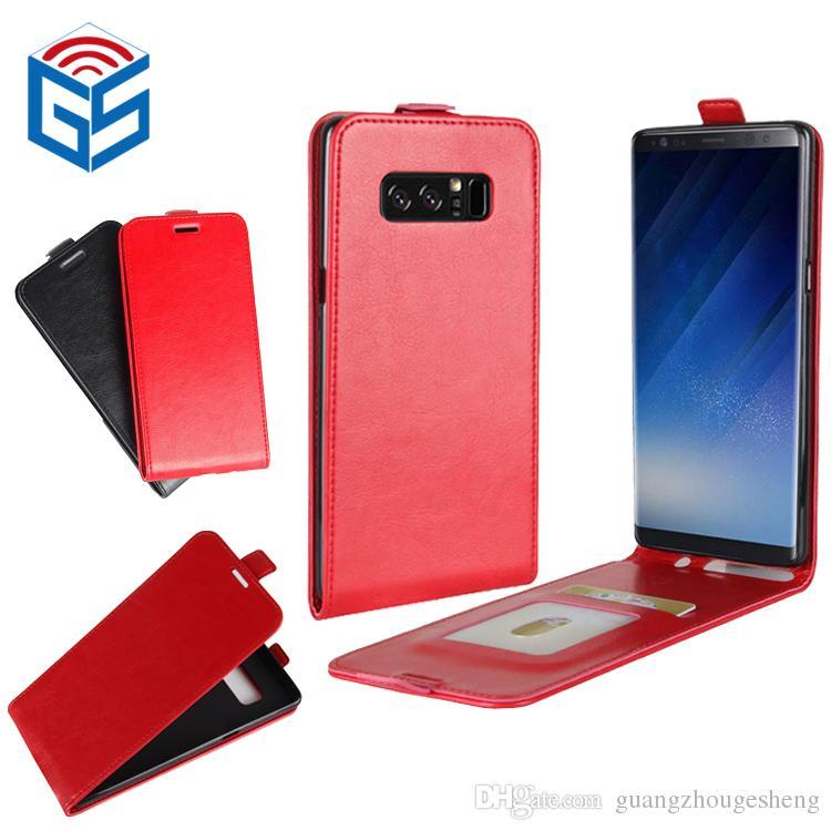 Online-Shopping Indien Handys Leder Flip Back Cover für Samsung Galaxy  Note8 Hinweis 8 Phone Case