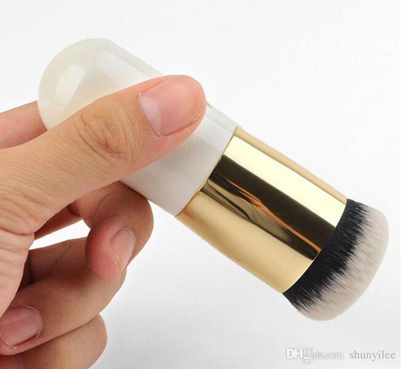 Pennello trucco professionale Kabuki Blusher Pennello il viso Pennello il trucco Pennelli il trucco Set Pennelli cosmetici Kit il trucco ZA1986