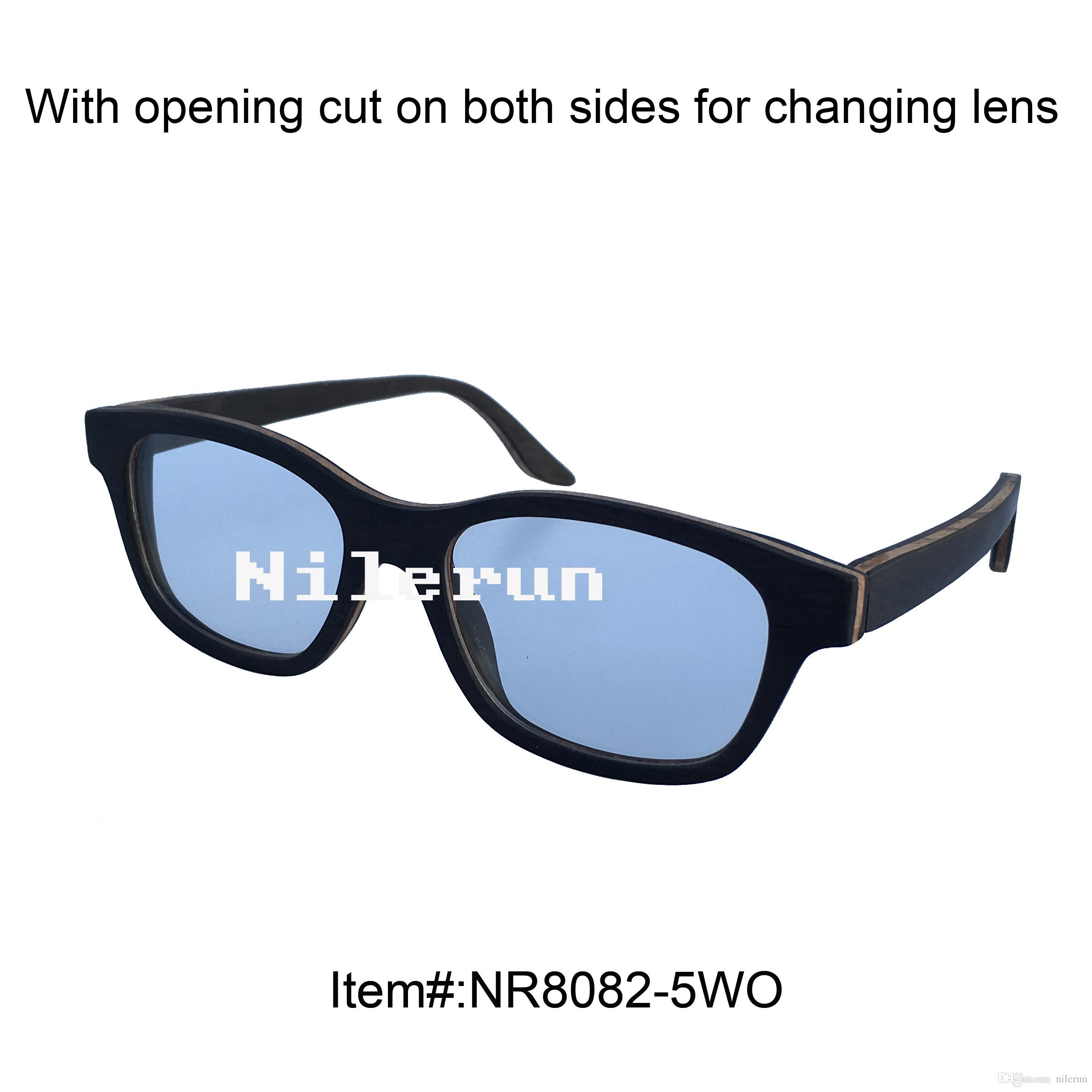 2869efc29d Light Durable Black Composite Wood Optical Reading Glasses Optical Eyeglasses  Reading Glasses Unisex Eyewear Online with  47.43 Piece on Nilerun s Store  ...