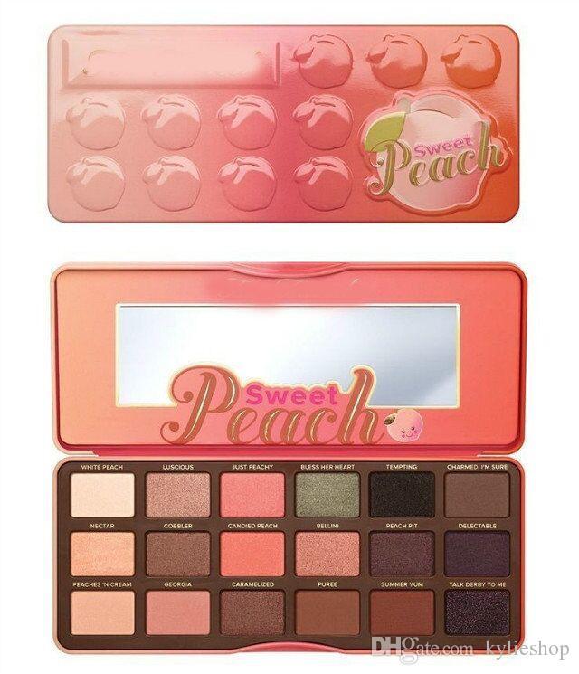 2017 Famous Brand Makeup Chocolate Bar Eyeshadow Palette Semi ...