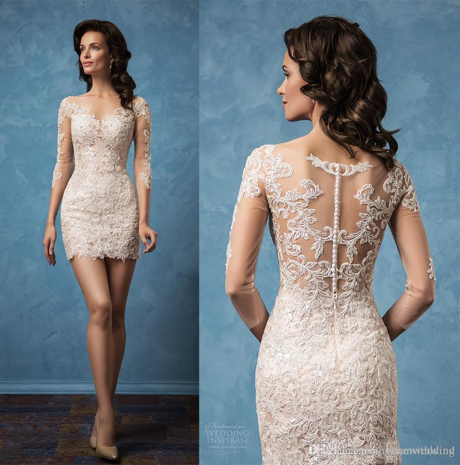 Short Wedding Dresses Images - Wedding Dress, Decoration And Refrence