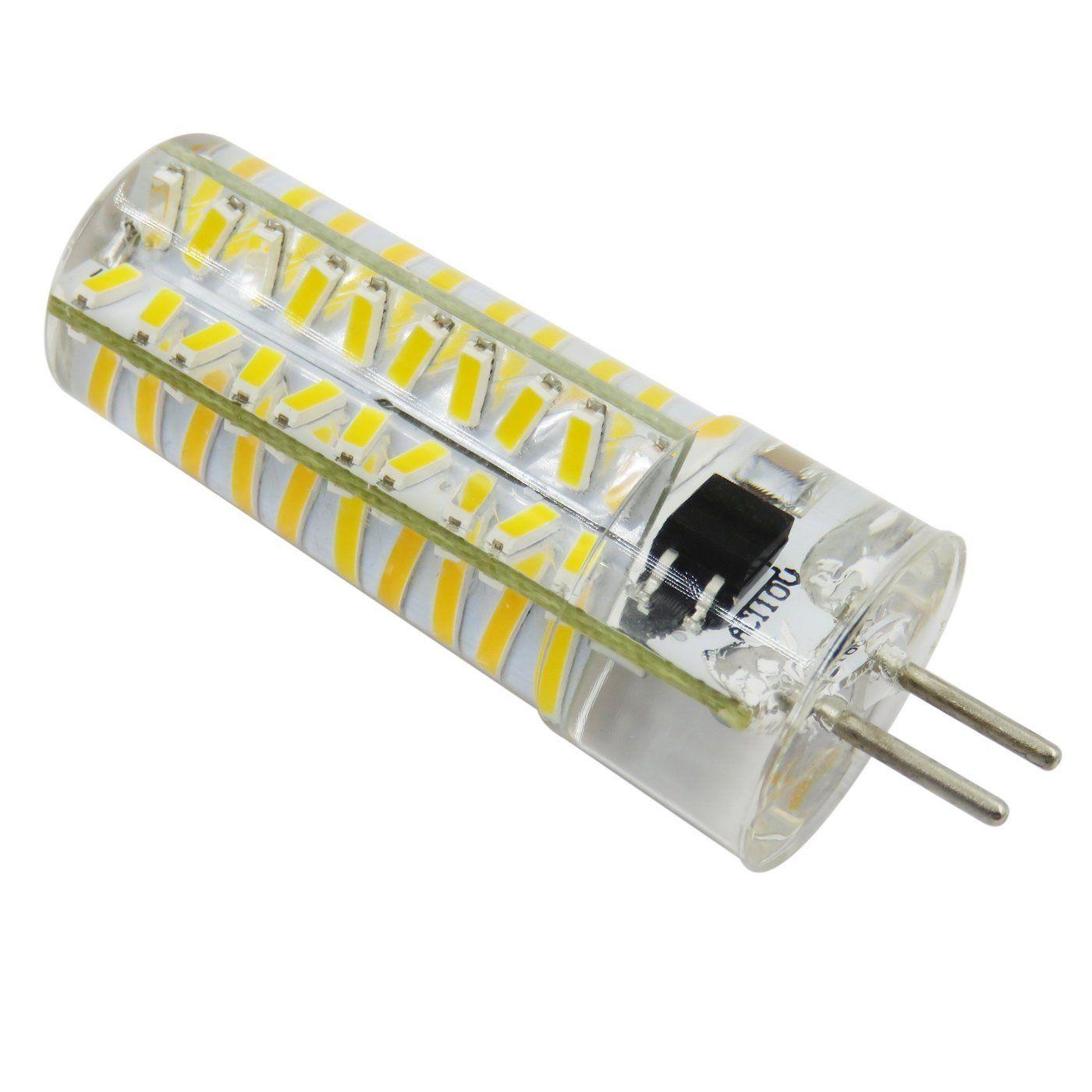 Ungdommelige Dimmable GY6.35 LED Bulb 120V/240V 5W 560 Lumens 80LEDs 4014 SMD SW79