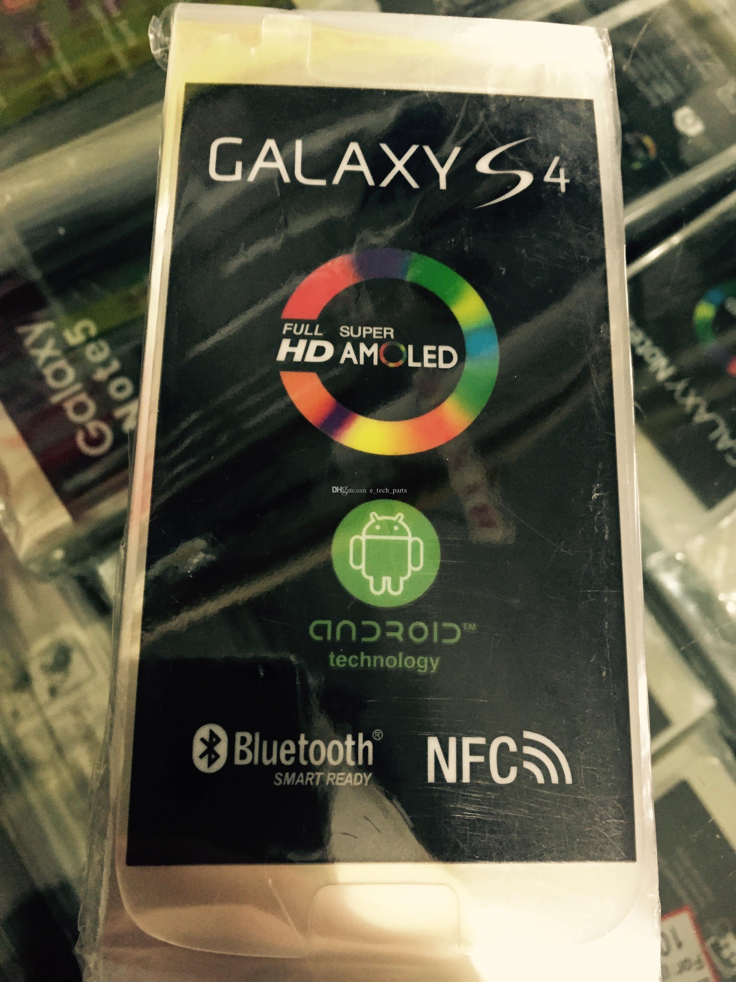 لسامسونج غالاكسي S3 S4 S5 S6 ملاحظة 2 3 4 5 مصنع فيلم OEM الهاتف الجديد شاشة شريط لاصق حامي الشريط اللاصق