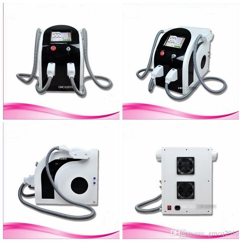 2 in1 apparecchiatura portatile uso domestico della macchina di depilazione della macchina di depilazione di SHR IPL
