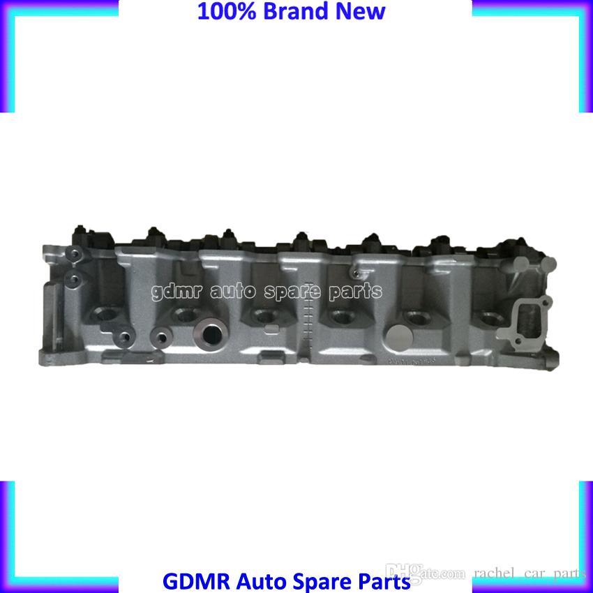 Nissan Patrol 2826cc 2.8D için dizel motor parçaları RD28 silindir kafası grubunu 1987-1996 OEM 11040-G9825 AMC 908 601