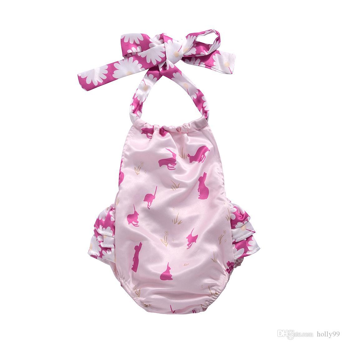 e0dab8f10 Großhandel Heiße Nette Neugeborene Kleinkind Baby Mädchen Kleidung ...