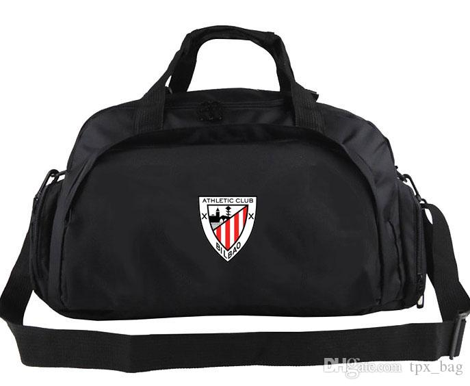 bbdfd2b5d6fe Bilbao Athletic Duffel Bag Club Tote Oxford Fabric Backpack Football  Luggage Sport Shoulder Case Outdoor Sling Pack Handbags Bags From Tpx bag