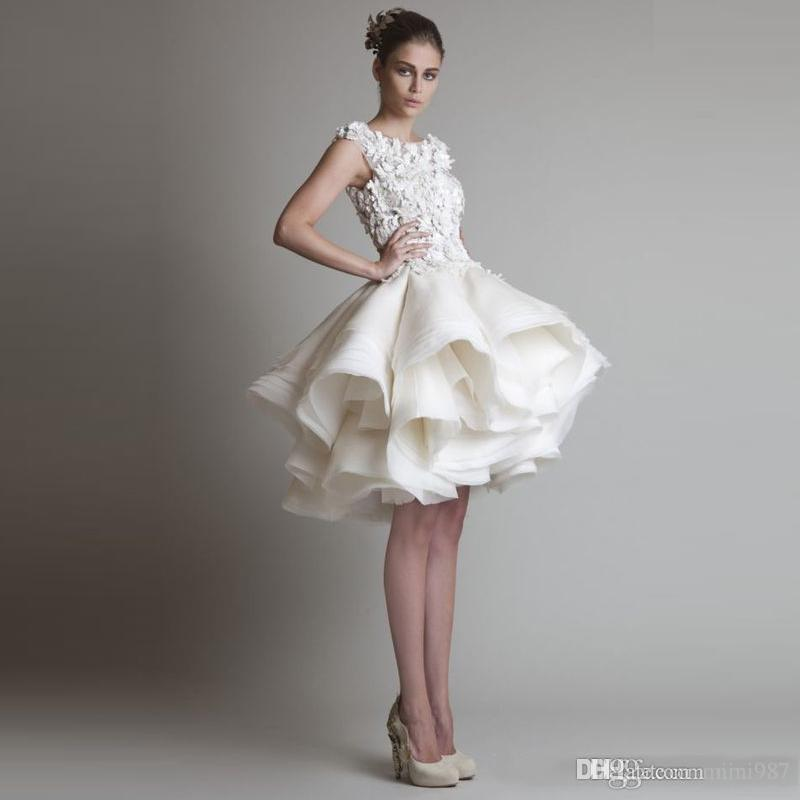 Elie Saab Cocktail Dresses