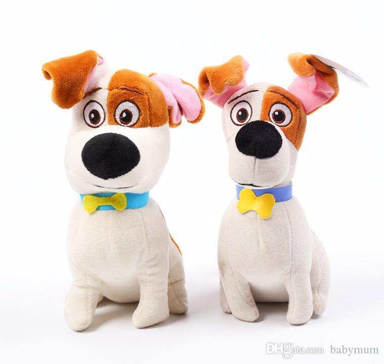 44f4e15d4dd 2019 16 18cm Christmas Plush Animal Toy The Secret Life Of Pets Dolls  Nowball Gidget Mel Chloe Buddy Doll Stuffed Toys Kid Children Gift From  Babymum