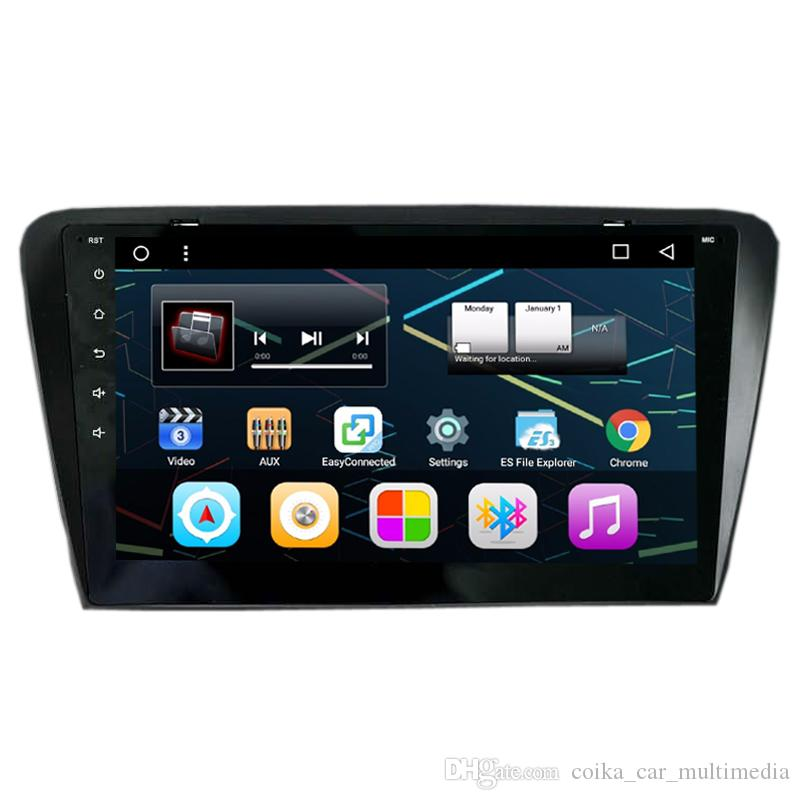 10.2 android 6.0.1 system car dvd gps navi for skoda octavia 2014
