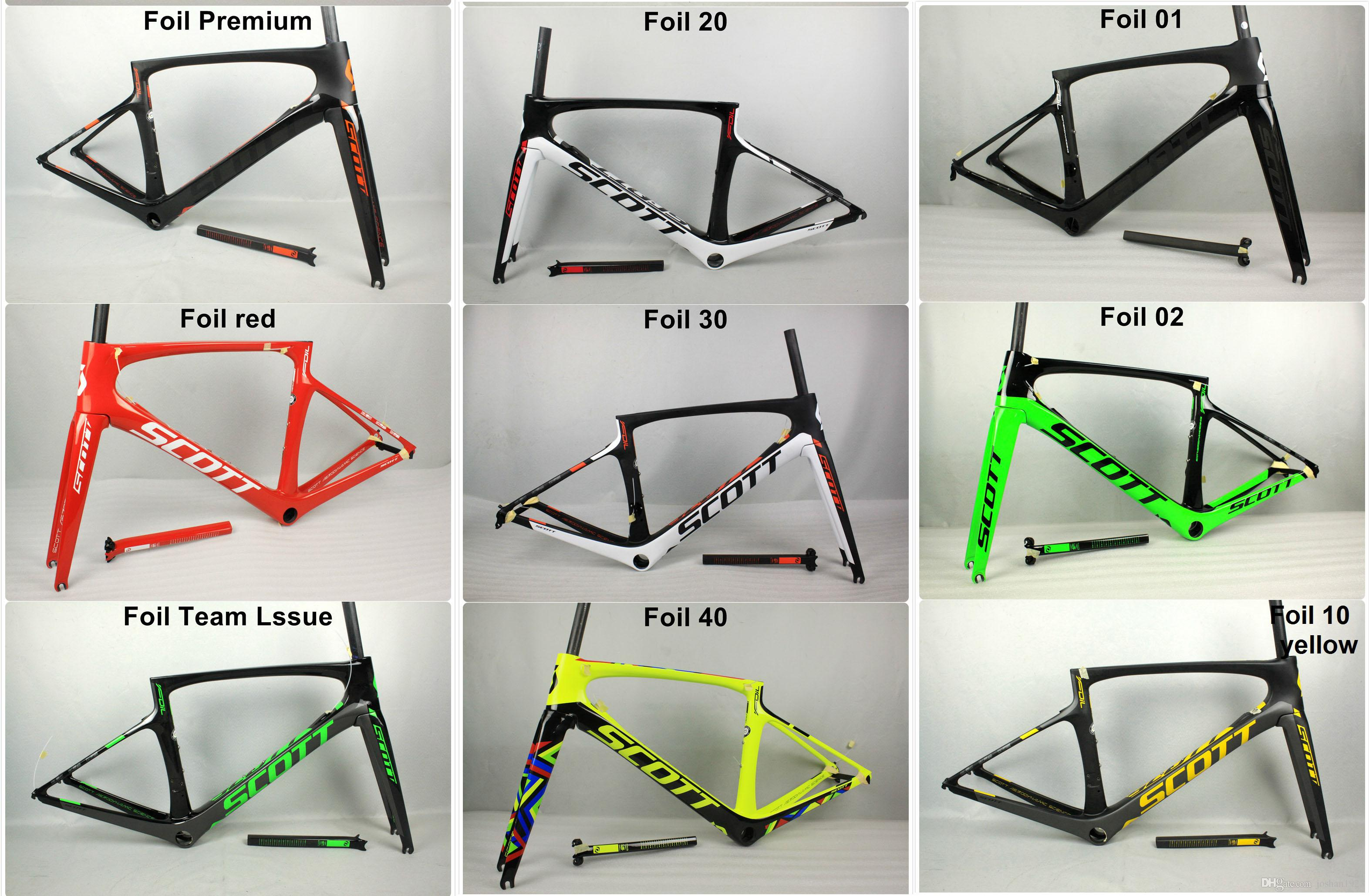 Großhandel Folie Carbon Fahrradrahmen Sequel Rennrad Rahmen Fahrrad ...