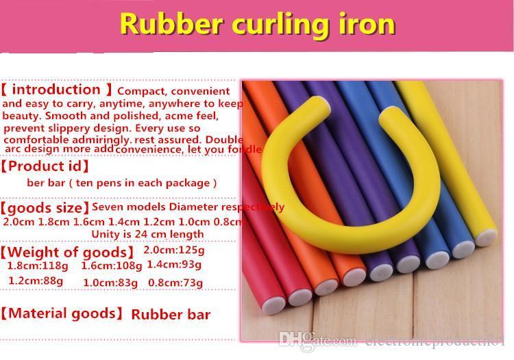 rubber perm rods discount rubber foam roller 2017 rubber foam roller on sale at