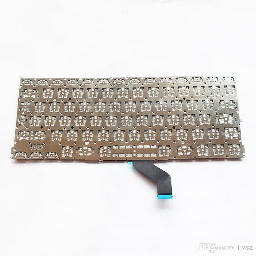"For apple MacBook Pro Retina 13"" A1425 keyboard SP Spanish Layout Laptop Keyboard Brand New Black"