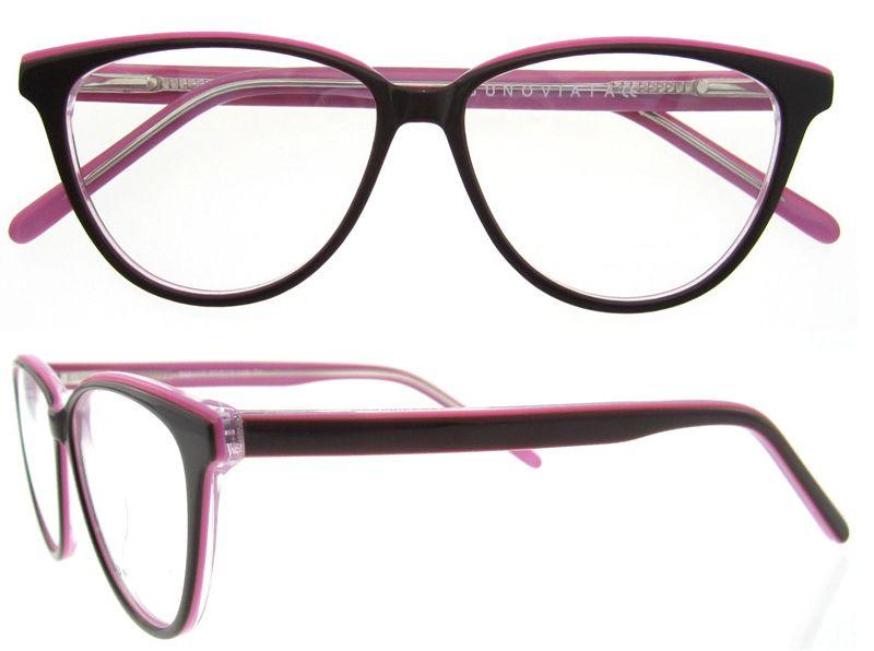 Retro Classic Cat Eye Glasses Women Men Sport Optical Glasses Frames ...