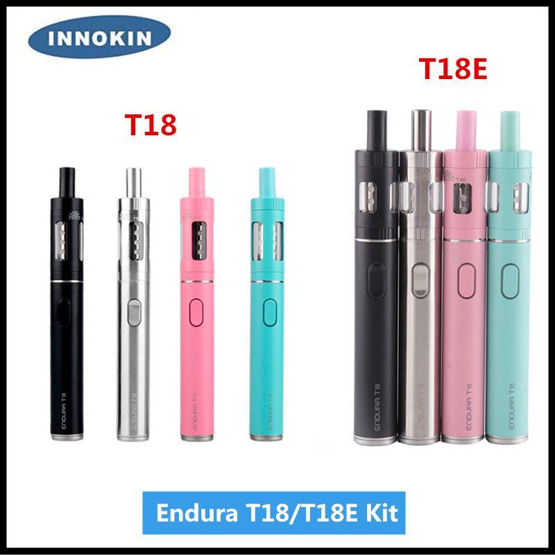 endura t18e  Original Innokin Endura T18E T18 Starter Kit 2.5mL 2.0ml Prism T18 ...