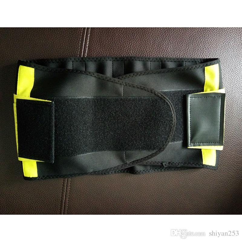 S-2XL Unisex Traspirante Thin Xtreme Power Belt Hot Dimagrante Thermo Shaper Waist Shaper Cincher Waist Trainer