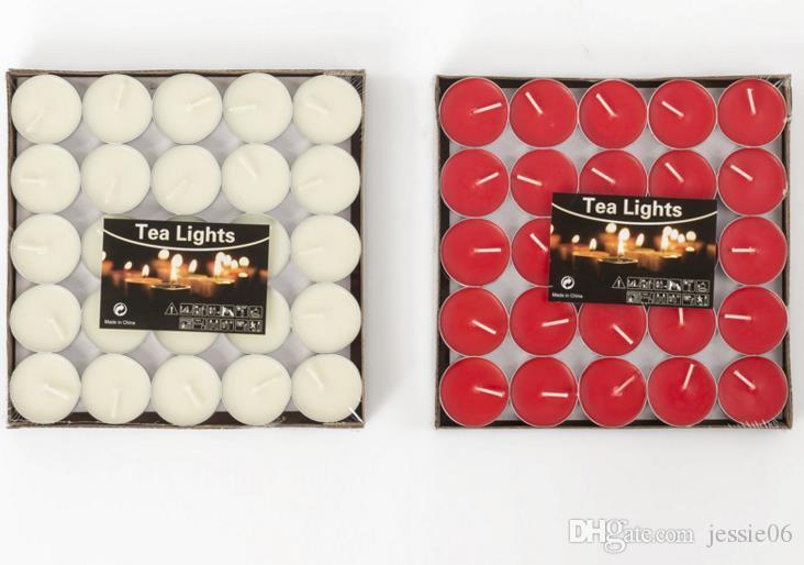 Kerze Bunte Teelichter Rauchfreie Teelicht Hochzeit Valentinstag Party Dekoration Kerzen Event festlichen Dekor