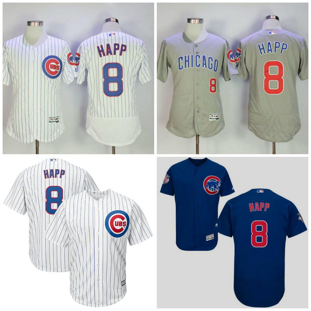 buy online b0594 b5daf 8 ian happ jersey