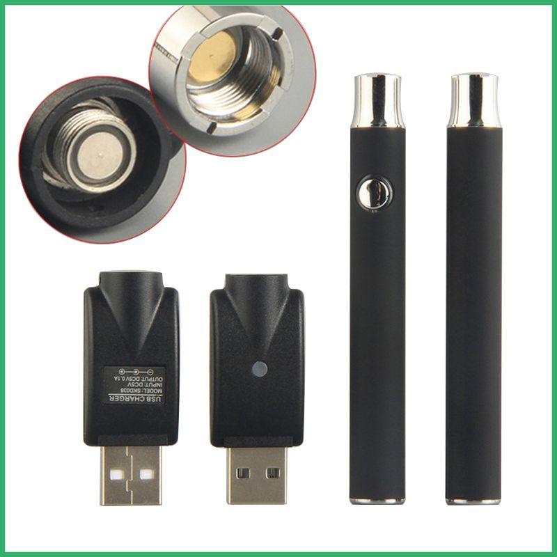 co2 oil cartridge variable voltage pen battery 510 thread 400mah rapid pre-heat battery blister kit for cartridge vape pen